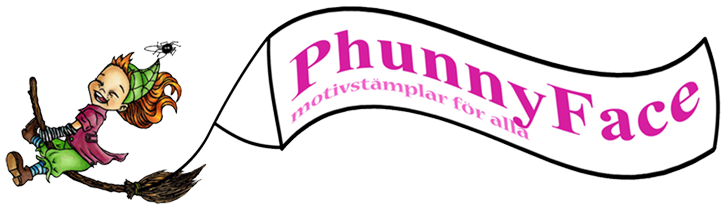 PhunnyFace motivstämplar
